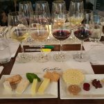 Cambria Wine and Cheese Pairing